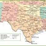 Map Of New Mexico, Oklahoma And Texas   Map Of Oklahoma And Texas