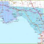 Map Of North Florida   Florida North Map