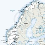 Map Of Norway Political   Homeschool   Norway Map, Map Vector, Map - Printable Map Of Norway With Cities