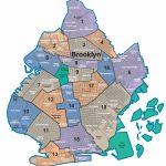 Map Of Nyc 5 Boroughs & Neighborhoods   Printable Map Of Brooklyn