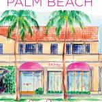 Map Of Palm Beach | Palm Beach Chamber Of Commerce   Palm Beach Florida Map