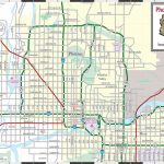 Map Of Phoenix Az Area - Map Phoenix Az Area (Arizona - Usa) - Phoenix Area Map Printable