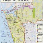 Map Of Public Parks & Trails In Venice, Florida.   Favorite Places - Nokomis Florida Map