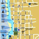 Map Of Puerto Vallarta Downtown   Vallarta Info   Puerto Vallarta Maps Printable