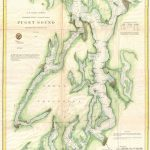 Map Of Puget Sound | Maps | Cartographie, Plans, Dessin Architecture   Vashon Island Map Printable