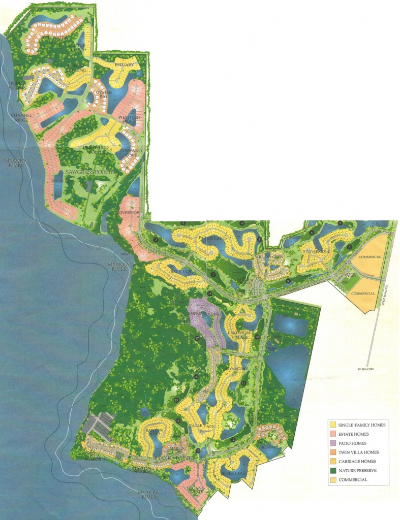 Map Of Riverwood In Port Charlotte, Fl | Southwest Fl Real Estate - Where Is Port Charlotte Florida On A Map