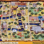 Map Of San Antonio Attractions | Map Of The Riverwalk Area Shows   Map Of Hotels Near Riverwalk In San Antonio Texas