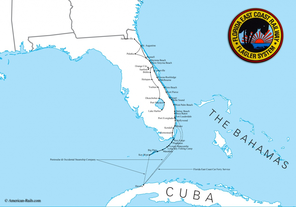 Map Of South Florida Coast - Lgq - Map Of South Florida Beaches