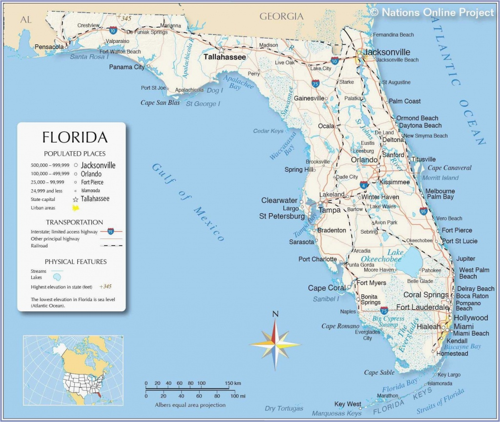 Map Of Southern California Beach Towns Florida Map Beaches Lovely - Where Is Vero Beach Florida On The Map