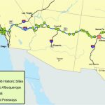 Map Of Southern California Freeway System Maps Of Route 66 Plan Your   Map Of Southern California Freeway System
