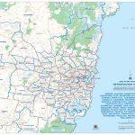 Map Of Sydney Suburbs - Sydney Map Suburbs (Australia) - Printable Map Of Sydney Suburbs