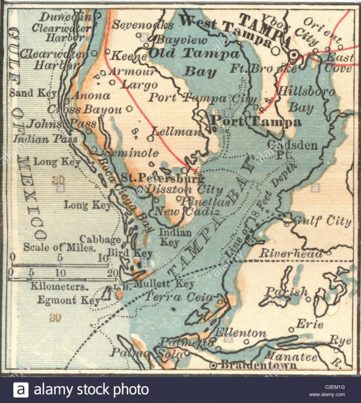 Johns Pass Florida Map