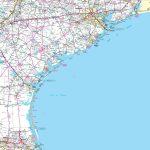 Map Of Texas Coast   Map Of Texas Coastline