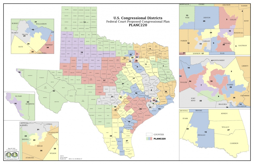 Map Of Texas Congressional Districts | Business Ideas 2013 - Texas Congressional Map