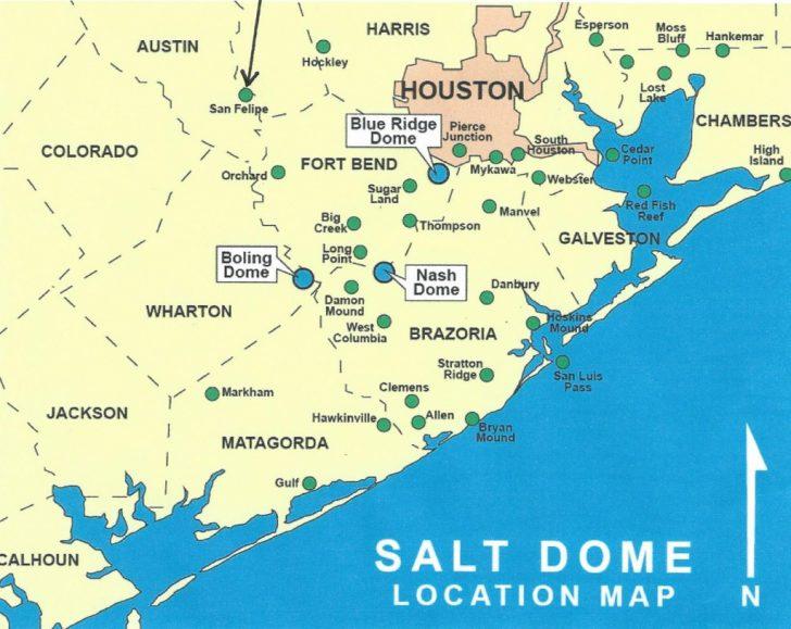 Texas Gulf Coast Fishing Maps