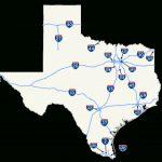 Map Of Texas I 40 | Twitterleesclub   Map Of I 40 In Texas