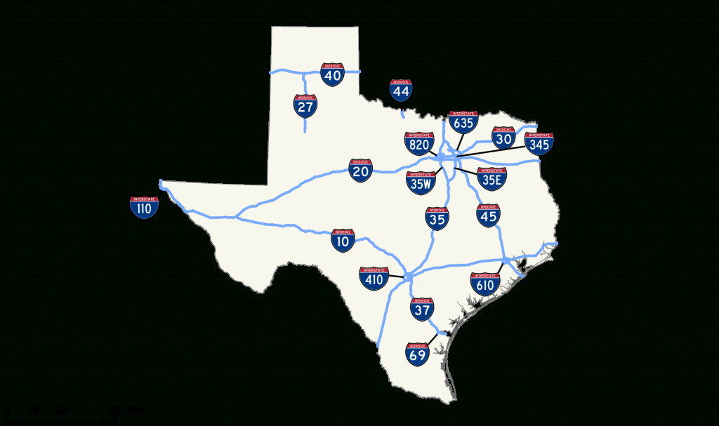 Map Of Texas Interstates | Business Ideas 2013 - Map Of Texas Highways And Interstates