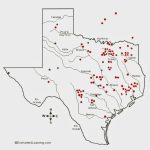 Map Of Texas Rivers And Travel Information | Download Free Map Of   Texas Waterways Map