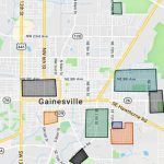 Map Of The Gainesville Florida Gangs And Hoods - Map Of Gainesville Florida And Surrounding Cities