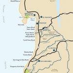Map Of The Half Moon Bay Coastside | Visit Half Moon Bay   Map Of California Coast Beaches