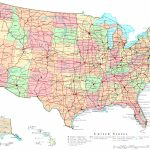 Map Of The Us States | Printable United States Map | Jb's Travels   Free Printable Road Maps
