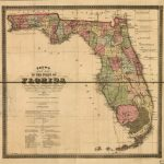 Map Of Us Railroads In 1900 New Railroad Maps 1828 To 1900 Florida   Florida Map 1900