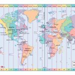 Map Of Us Time Zones Printable Us Time Zone Map Download Time Zone   Printable World Time Zone Map