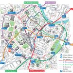 Map Of Vienna Tourist Attractions, Sightseeing & Tourist Tour   Vienna Tourist Map Printable