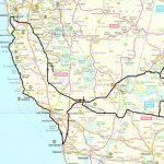 Map Of West Coast Fresh Us West Coast Counties Map Florida Road Map   Map Of West Coast Of Florida Usa