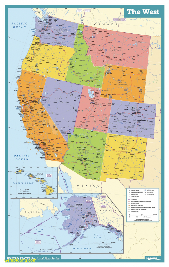 Map Of Western Region Of Us Western Elegant Palmdale California Us - Best Western California Map