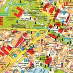Map Oslo, Norway (City Center). Central Downtown Maps And Directions   Oslo Tourist Map Printable