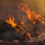 Map Shows Where All Wildfires In California Are Burning | People   California Fire Heat Map