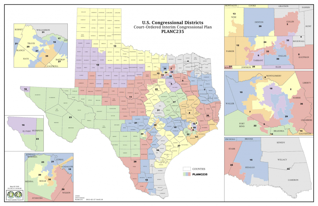Map Texas Congressional Districts Texas Senate District Map Pictures - Texas Congressional District Map