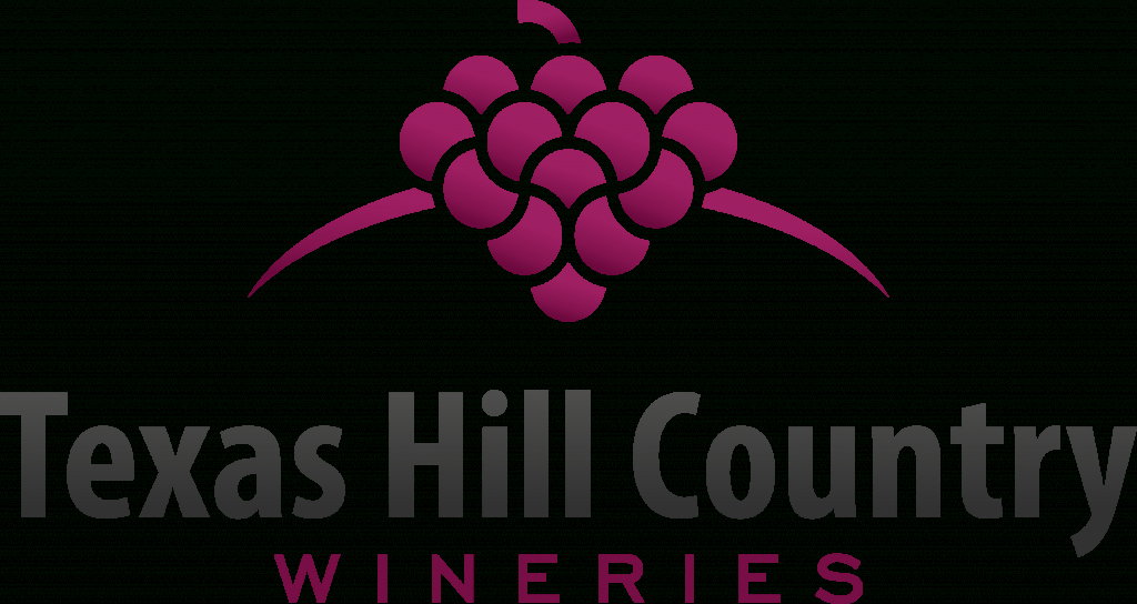 Map - Texas Hill Country Wineries - North Texas Wine Trail Map