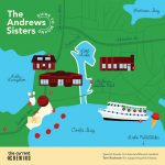 Map: The Andrews Sisters Guide To Mound, Minn. | The Current   Printable Lake Minnetonka Map