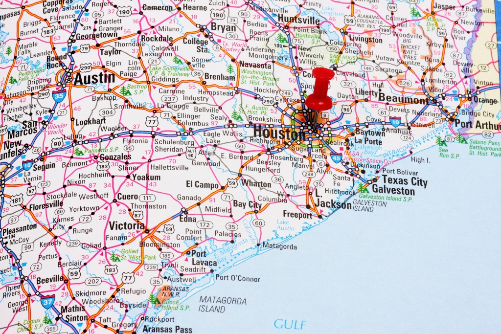 Map Usa Houston: Houston Texas Area Map, Houston Texas Road Map, New - Road Map Of Houston Texas