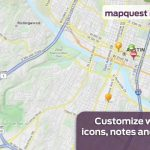 Mapquest For Travelers, Bloggers, Developers & More   Youtube   Mapquest Texas Map