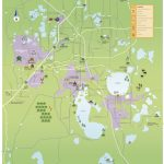 Maps & Area Guides | Experience Kissimmee   Map Of Osceola County Florida