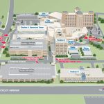 Maps & Directions | Methodist Health System   Baylor Hospital Dallas Texas Map