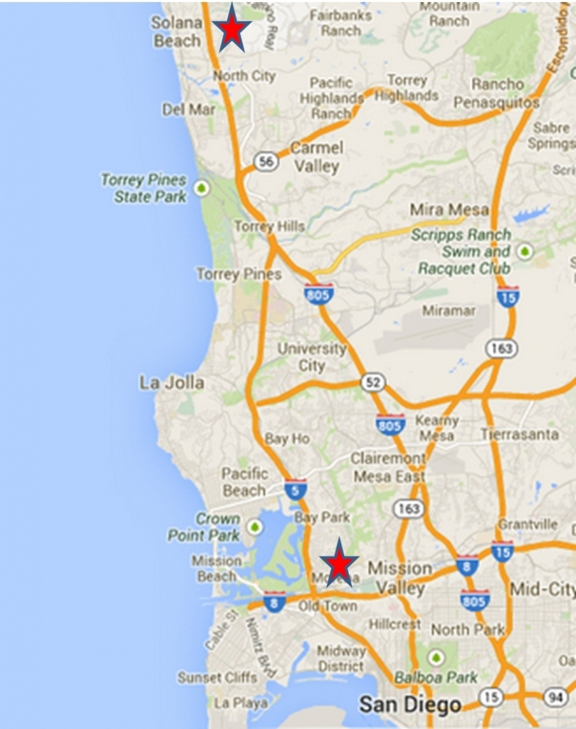 Maps. Google Maps San Diego – Wallydogwear Throughout San Diego - Where Is Del Mar California On The Map