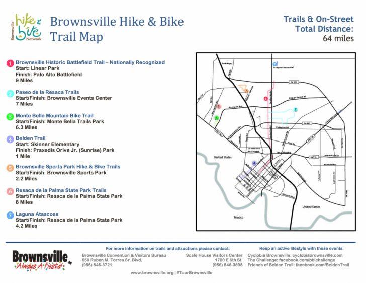 Brownsville Texas Map Google