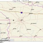 Maps: Map Of Tyler, Tx - Tyler Texas Location Map