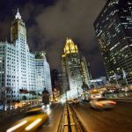 Maps | Michigan Avenue | Downtown Chicago - Magnificent Mile Map Printable