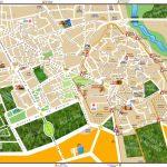 Maps Of Marrakech | To Download Or Print   Bus Map, Souks, Train, City   Marrakech Tourist Map Printable