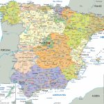 Maps Of Spain | Detailed Map Of Spain In English | Tourist Map (Map   Printable Map Of Spain With Cities