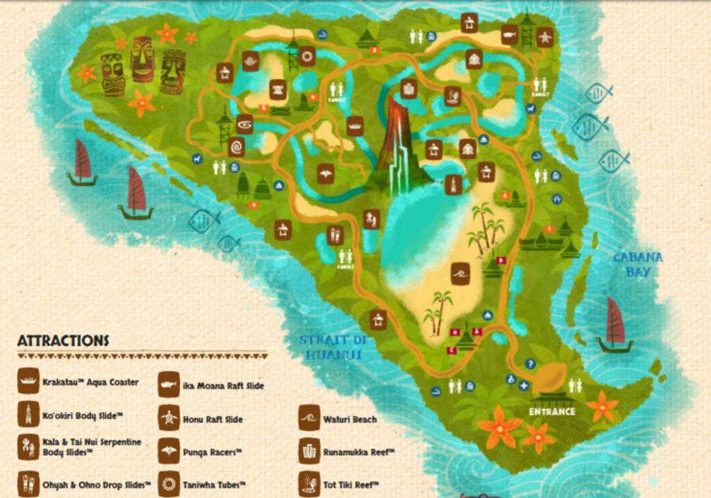 Maps Of Universal Orlando Resort's Parks And Hotels - Portofino Florida Map