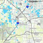 Maps Of Walt Disney World's Parks And Resorts   Orlando Florida Parks Map