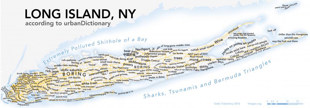 Maps – Sasha Trubetskoy - Printable Map Of Long Island