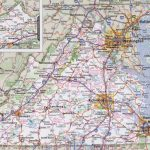 Maps Virginia State And Travel Information | Download Free Maps - Virginia State Map Printable