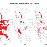 Maps | Wafwa   Western Association Of Fish And Wildlife Agencies   Mule Deer Population Map Texas